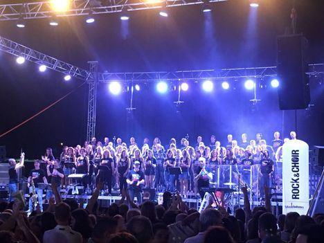 Rock&Choir llega a Collado Villalba este fin de semana
