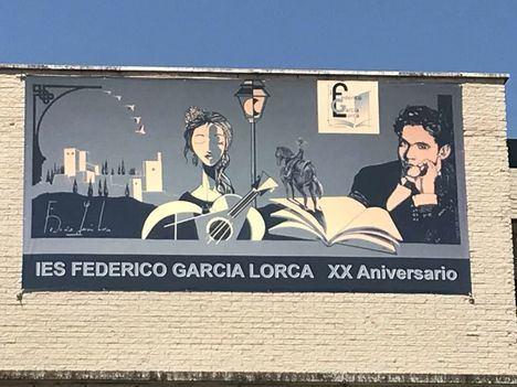 El IES Federico García Lorca celebra su 20 aniversario