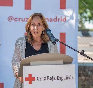 """Idoia Martínez: """"Cruz Roja está aquí porque realmente hay una necesidad de que estemos"""""""