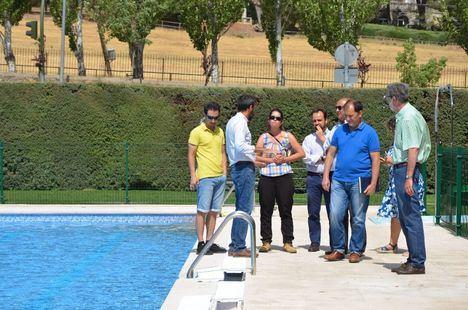 La piscina de verano abre sus puertas el 1 de julio