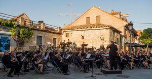 Todos con la Banda Sinfónica Municipal de Torrelodones