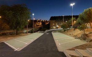 Abierto el aparcamiento de la calle Rufino Torres