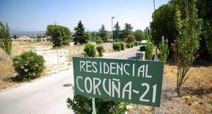 Aprobadas obras de mejora en las urbanizaciones Coruña 21 y Cruz Verde
