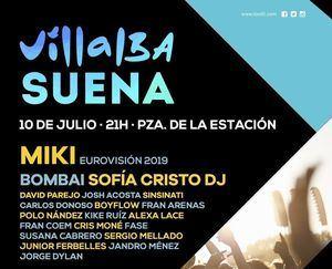 Este miércoles, nueva edición de Villalba Suena