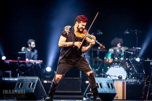 Un violinista rebelde para la noche veraniega de Las Rozas