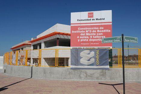 El Instituto Isabel La Católica abrirá sus puertas el próximo curso