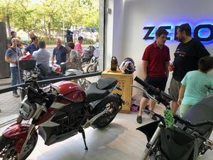 XR Motos abre tienda en Madrid capital