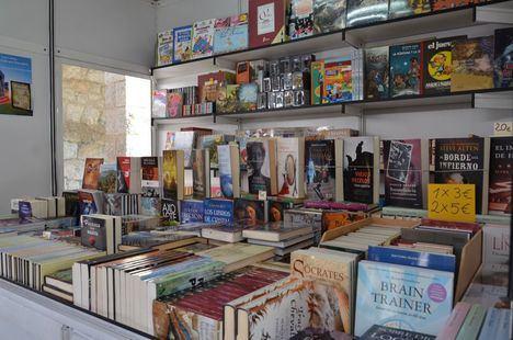 La Feria del Libro Antiguo y de Ocasión abre sus puertas el 1 de agosto