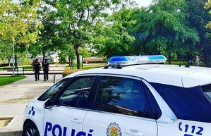 La Policía Local aumenta los controles en los parques