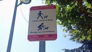 Más vigilancia contra los excrementos caninos