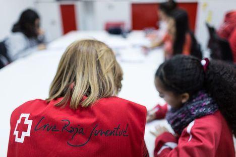 Más de 1.400 jóvenes hacen labores de voluntariado en Cruz Roja Juventud