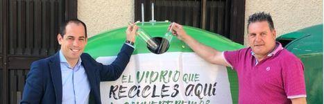 Ecovidrio y los vecinos se volcarán con el reciclaje durante La Vuelta