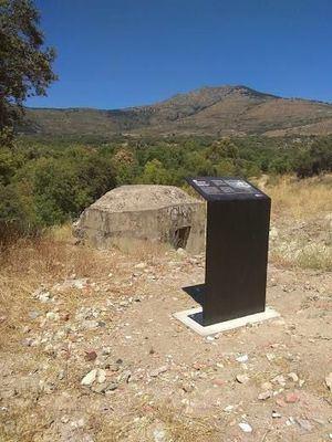 Ruta por los búnkeres de la Guerra Civil en Los Molinos
