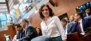 Isabel Díaz Ayuso, elegida presidenta de la Comunidad de Madrid