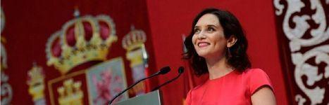 Isabel Díaz Ayuso toma posesión como nueva presidenta de la Comunidad de Madrid