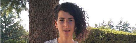 Javier Lebadie, un poeta de tan sólo 16 años