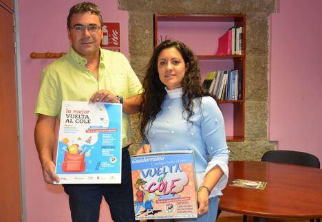 Los comercios locales lanzan la campaña 'La mejor vuelta al cole'
