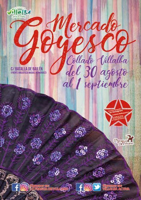 Llega, un año más, el Mercado Goyesco a la calle Batalla de Bailén