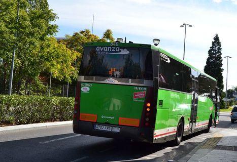 Cambios en los autobuses que conectan con Madrid, Hoyo y el Hospital