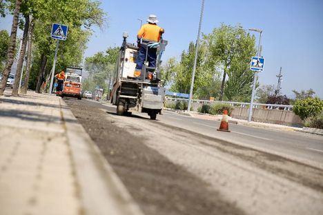 El Ayuntamiento renueva el asfalto de más de 80 calles