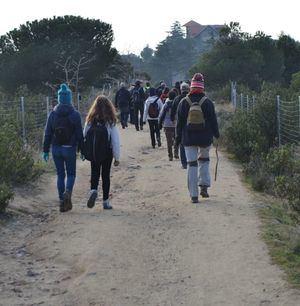 La Sociedad Caminera une fotografía y protección del medio ambiente
