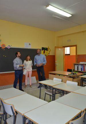 Los colegios, preparados para el inicio del curso escolar