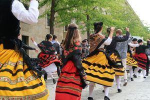 El Real Sitio celebra la Romería en honor a la Virgen de Gracia