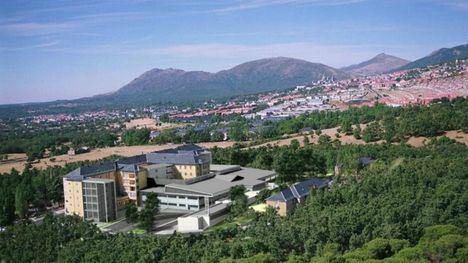 El Hospital El Escorial estrena edificio de consultas externas