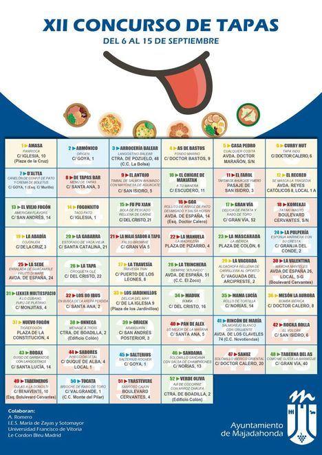 Majadahonda celebra su XII Concurso de Tapas