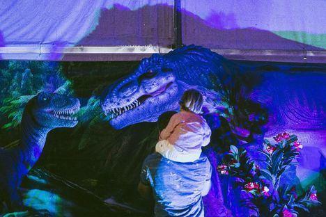 Los dinosaurios más espectaculares llegan a Las Rozas