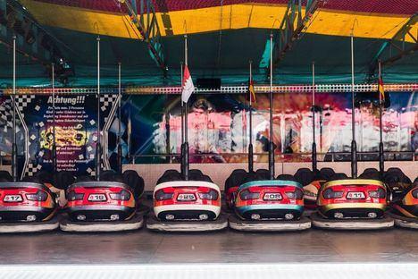 Denuncia por lesiones en los coches de choque de las fiestas