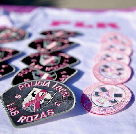 Vuelve el Parche Rosa, este año con la Policía Local y SAMER