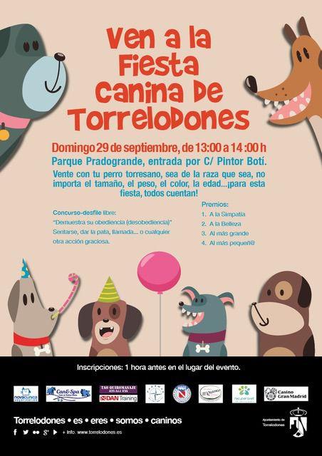 Jornada 'perruna' en Pradogrande este domingo