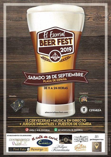 El sábado 28, III edición de la Feria de la Cerveza Artesana