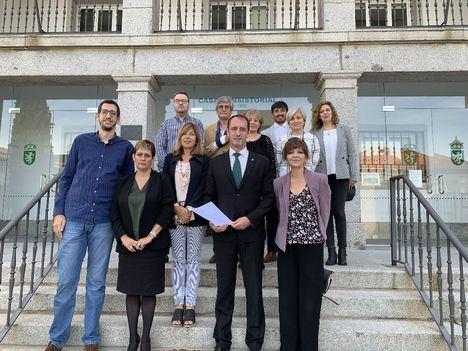Convenio con ADIF y RENFE para remodelar la estación de Mataespesa