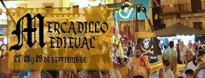 Alpedrete viaja en el tiempo con el Mercado Medieval