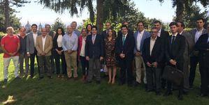 El consejero de Vivienda se reúne con los municipios del Noroeste