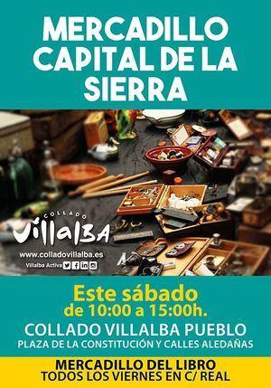 El Rastro Capital de la Sierra celebra una edición especial