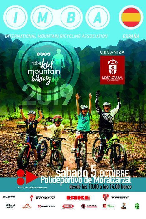 Lleva a tus hijos a practicar bicicleta de montaña a Moralzarzal