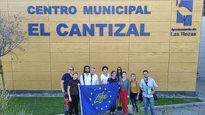 Visita de una delegación del Gobierno de Hungría a Las Rozas