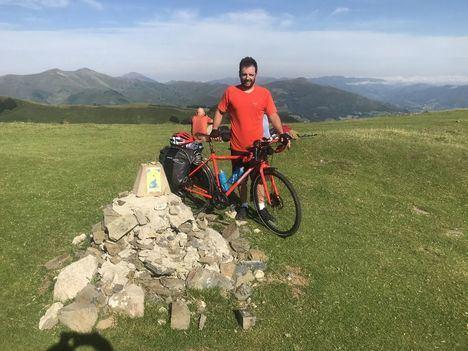 De Londres a Torrelodones en bicicleta