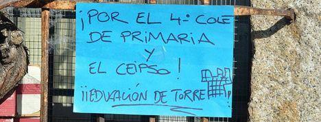 El PSOE sostiene que sigue haciendo falta el cuarto colegio público