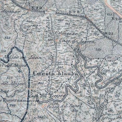 El Camino de la Isabela y los caminos públicos