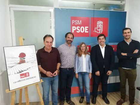 Los socialistas de Hoyo, Galapagar y Torrelodones coordinan posturas