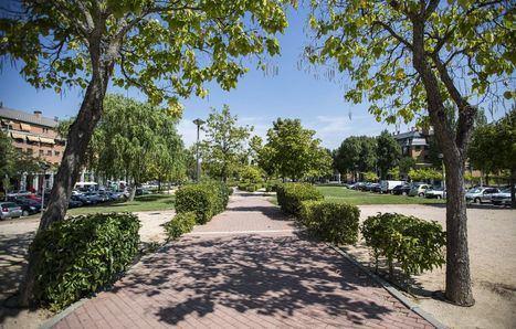 Primer paso para construir un aparcamiento subterráneo en el Parque Empresarial
