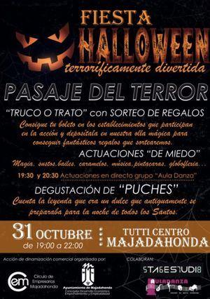 Magia, terror y talleres para celebrar Halloween
