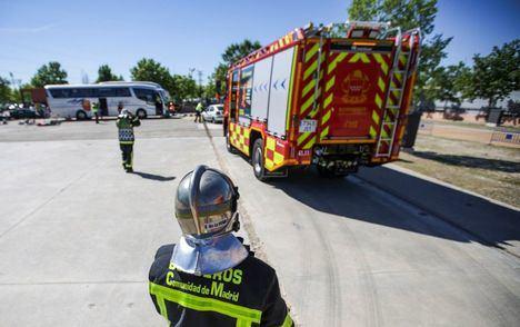 La Semana de la Prevención de Incendios llega a la calle Real