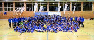650 escolares participarán en los Juegos Municipales