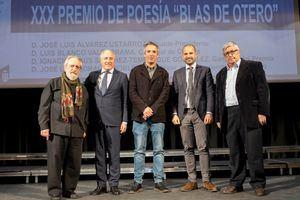 Majadahonda entrega el Premio de Poesía Blas de Otero