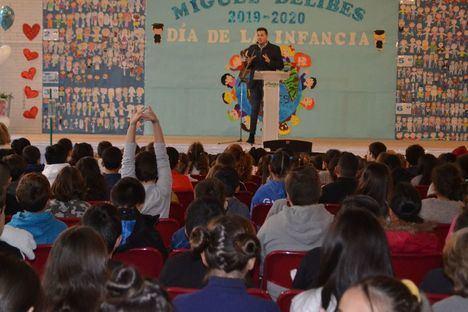 Inaugurada la Semana de los Derechos de la Infancia